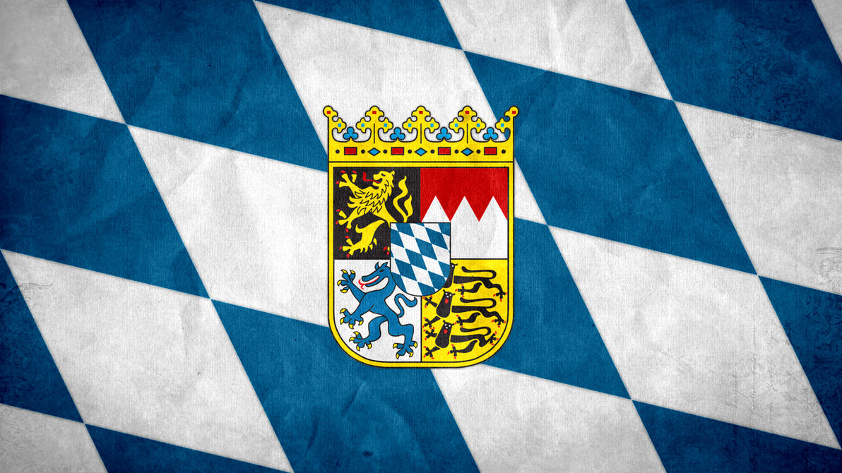 Bavaria/Bayern Grunge Flag by SyNDiKaTa-NP on DeviantArt