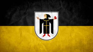 City of Munich/Muenchen Grunge Flag by SyNDiKaTa-NP