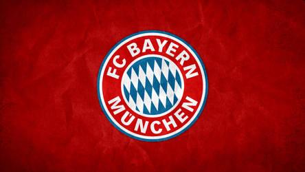 FC Bayern Muenchen Grunge Wallpaper