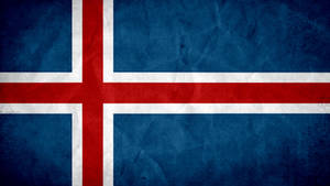 Iceland Grunge Flag by SyNDiKaTa-NP