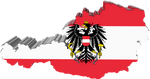 Austria 3D Map