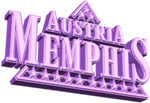 Austria Memphis 3D Logo