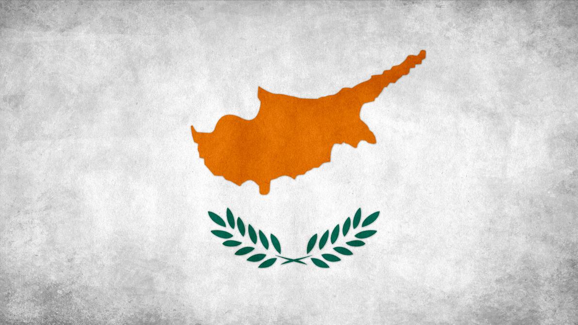 Cyprus Grunge Flag by SyNDiKaTa-NP