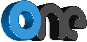 One Logo 3D Model