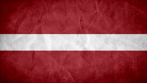 Latvia Grunge Flag by SyNDiKaTa-NP