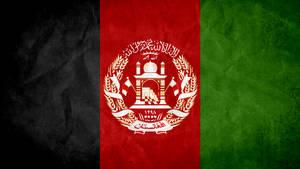 Afghanistan Grunge Flag by SyNDiKaTa-NP
