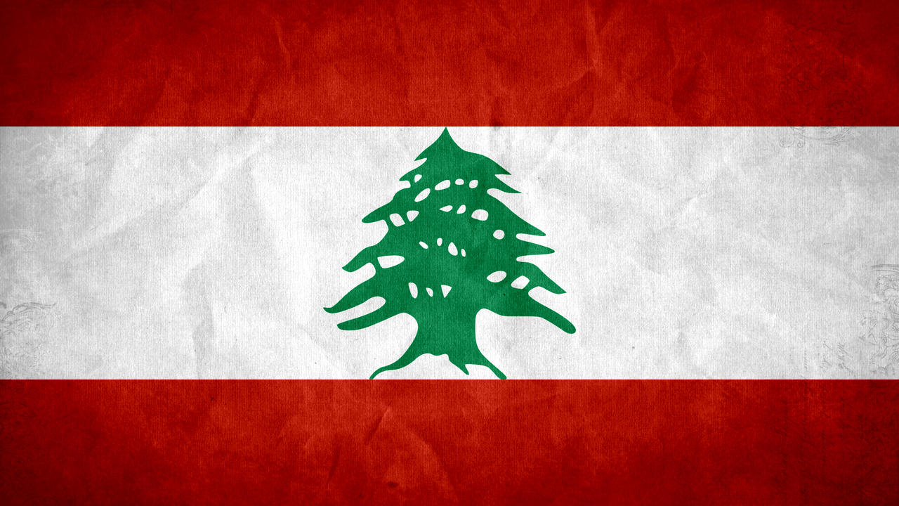 Lebanon Grunge Flag by SyNDiKaTa-NP on DeviantArt