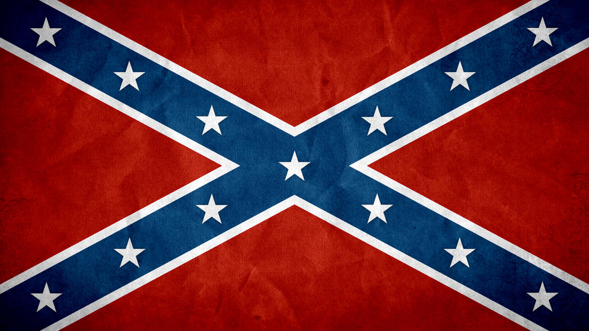 Confederate Grunge Flag by SyNDiKaTa-NP