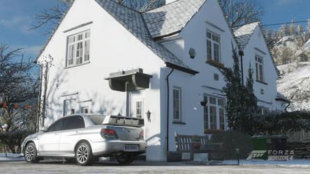 Subaru WRX 2005 - Forza Horizon 4