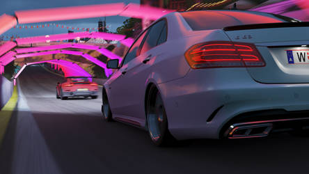 E63 AMG  - Forza Horizon 4