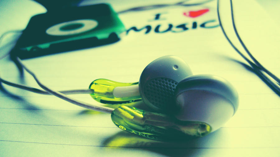 Love Music by c0tu