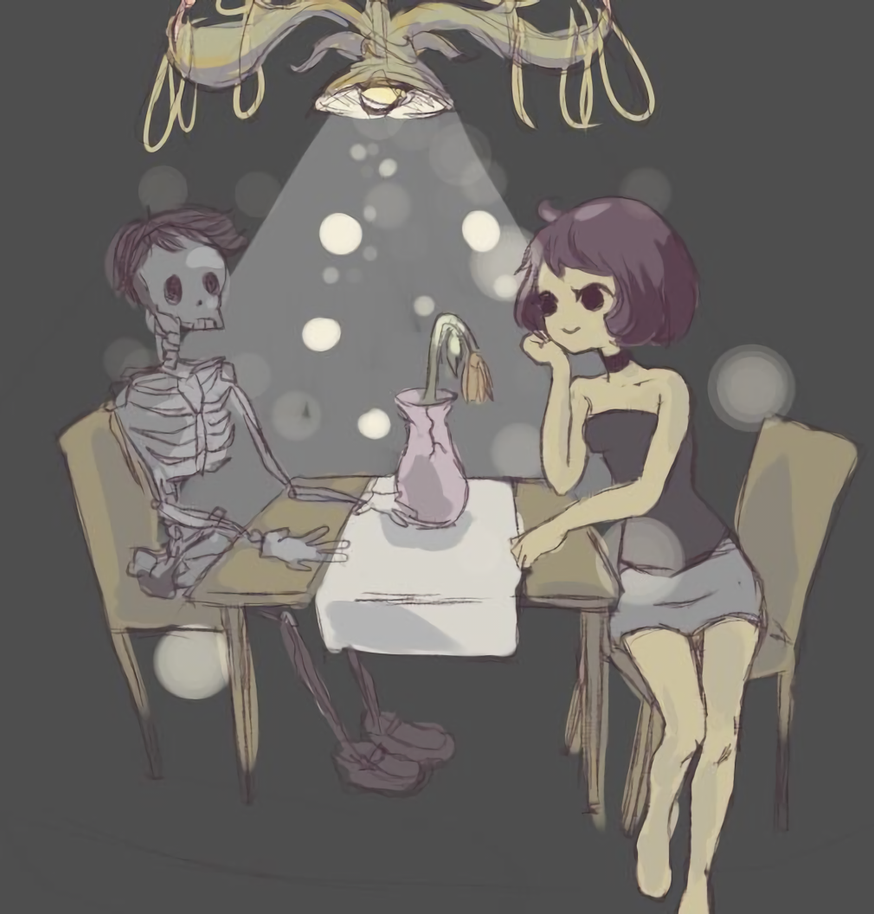A Lovely Date With Death by Thievley