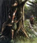 Female Robinhood
