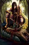 Amazonian Huntress