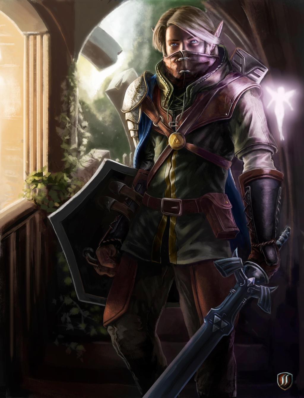 Link, Reborn by JoeyJulian