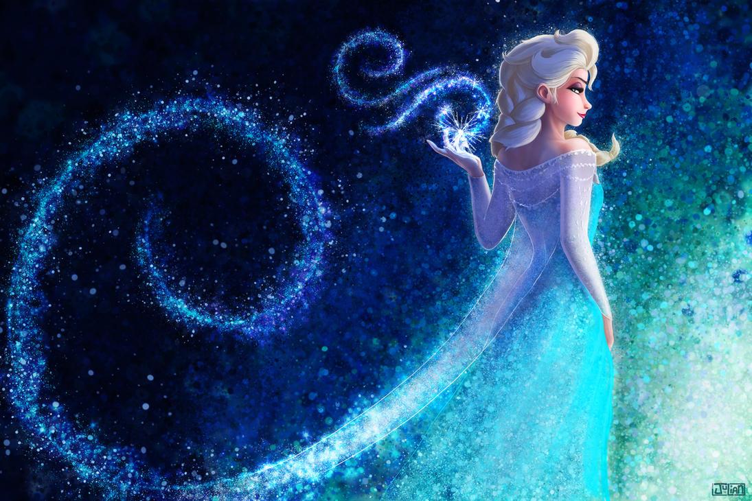 Elsa-5 by JoeyJulian