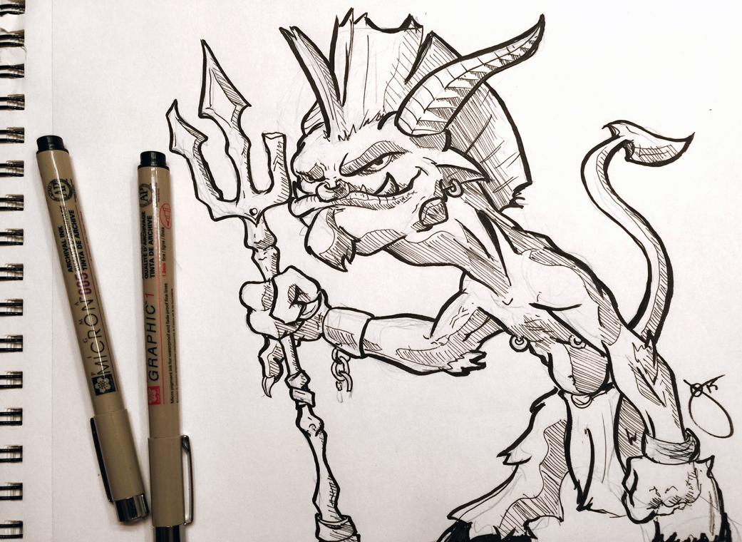 Ink2 by JoeyJulian