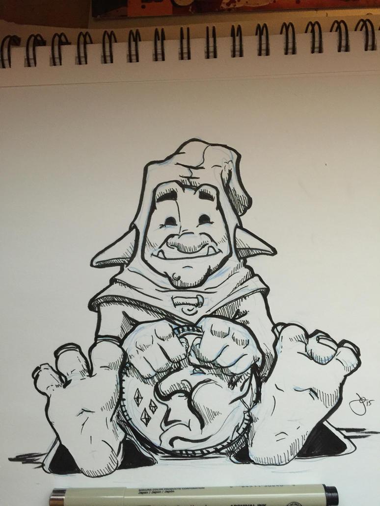 Goblin by JoeyJulian