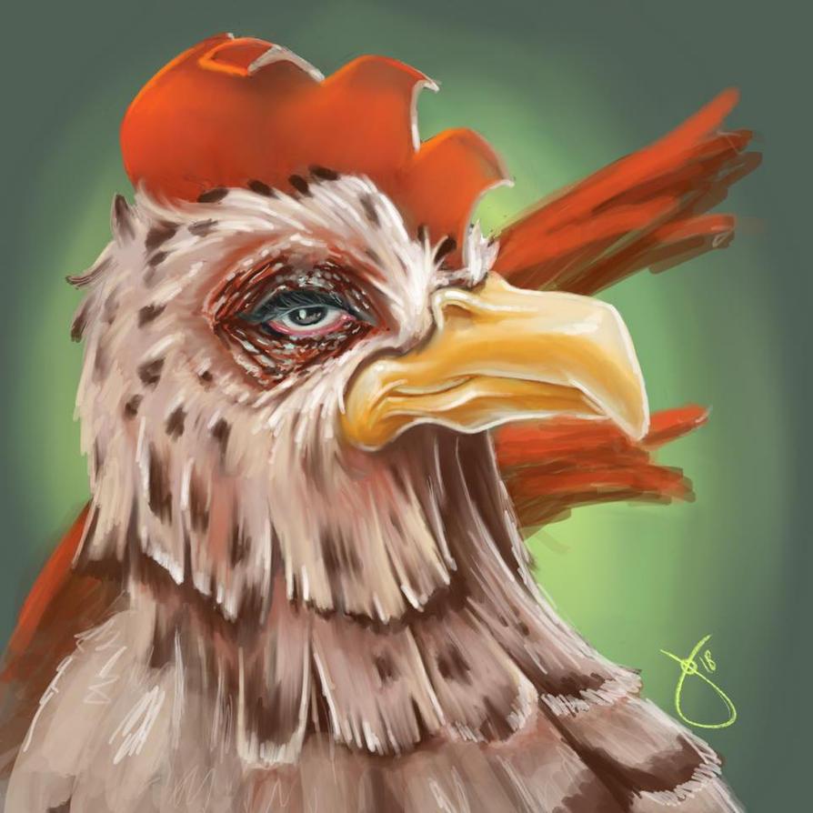 Chicken by JoeyJulian
