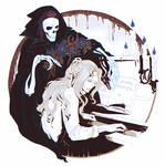 Castlevania Alucard Helloween fanart
