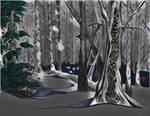 Woods Dark 2