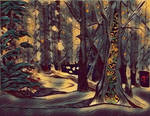 Woods Darkest