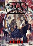 The Last Jedi Retro Cover