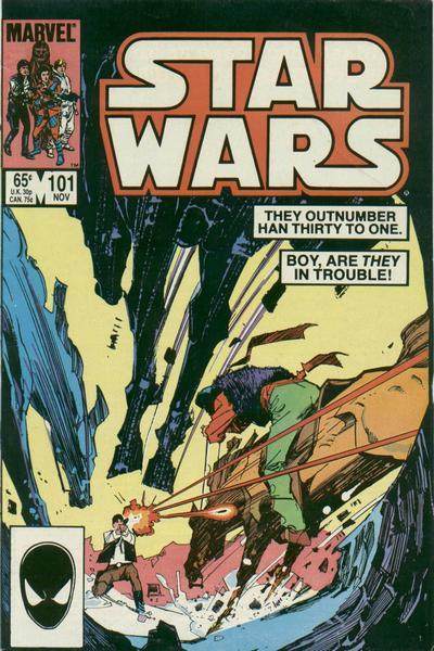 Star Wars Vol 1 101 by screamsinthevoid
