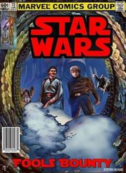 Original Marvel Star Wars 72 homage by screamsinthevoid
