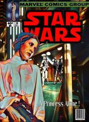 Original Marvel Star Wars Reinterpreted