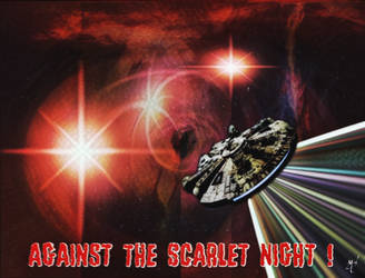 Against The Scarlet Night