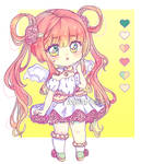 chibi adoptable - points only