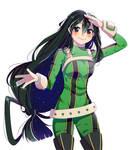 TSUUU - my hero academia