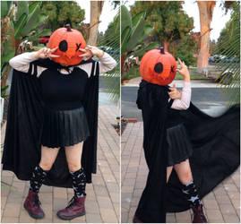 Pumpkin Head by Trohmosexual