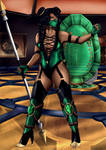 MK Deception - Jade