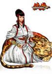 Divine Tigress