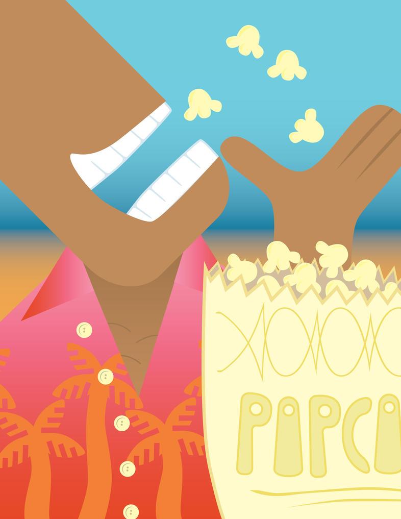 Popcorn by Nalthar