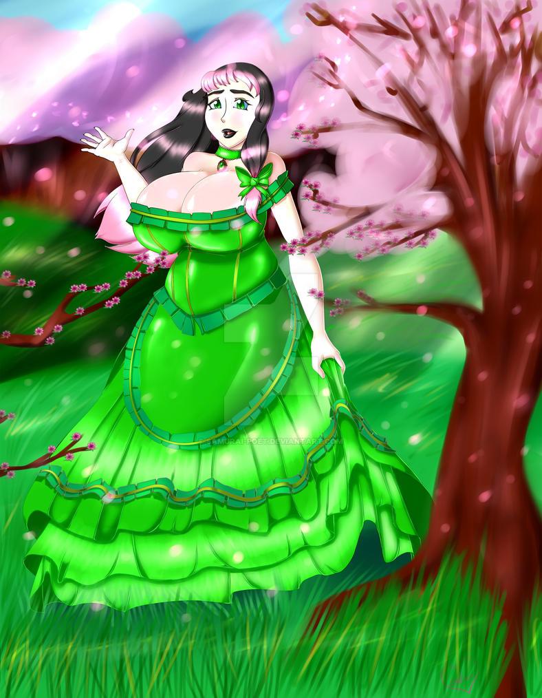 Southern Belle Hikari by Samurai-Poet