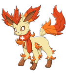 Custom Character - Autumn Leafeon
