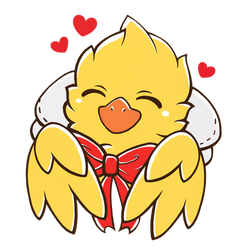 Commission - Chocobo!