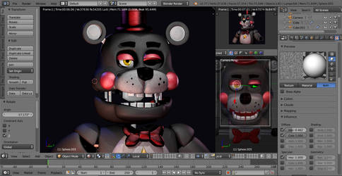 Making Another Lefty by matax33