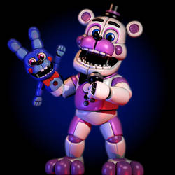 Adventure Funtime Freddy V2 by matax33