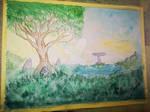 Tree Elder by Dodo13