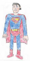 Superman by Jephael by Jephael