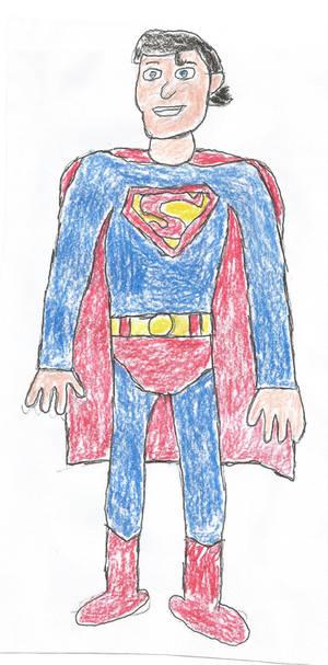 Superman by Jephael