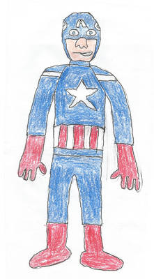 Captain America by Jephael