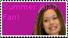 Summer Glau Fan -Stamp-