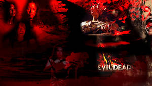 The Evil Dead by SamND1967