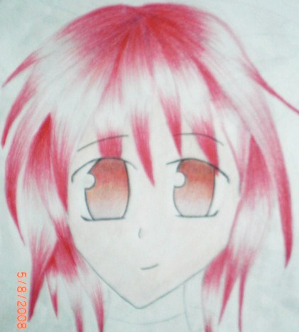 My Cute Anime Girl Drawing by ~josseline2010 on deviantART