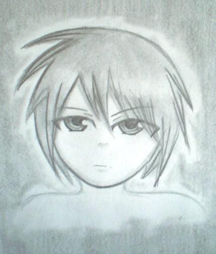 Cute Anime Boy Drawing By JojoLemonJuice On DeviantArt
